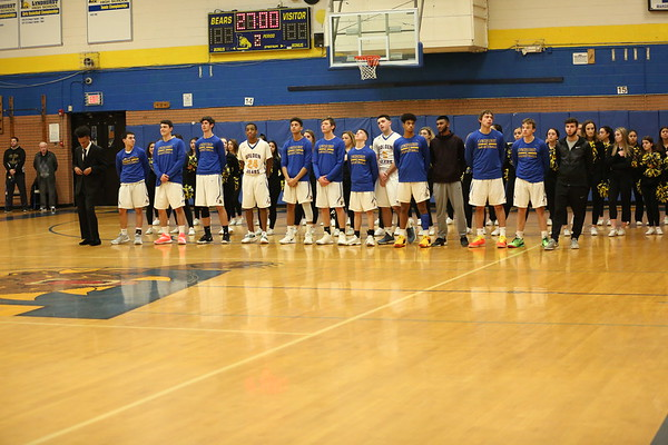 Lyndhurst Varsity vs Dwight Englewood
