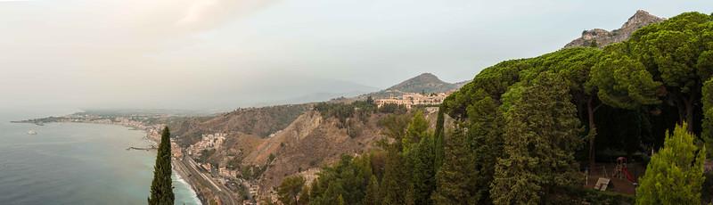 Sicily & the Amalfi Coast 2014