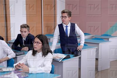 27.09.2019 Уроки иностранных языков в татарской гимназии №2 (Салават Камалетдинов)