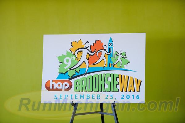 2016 Brooksie Way Kickoff Event
