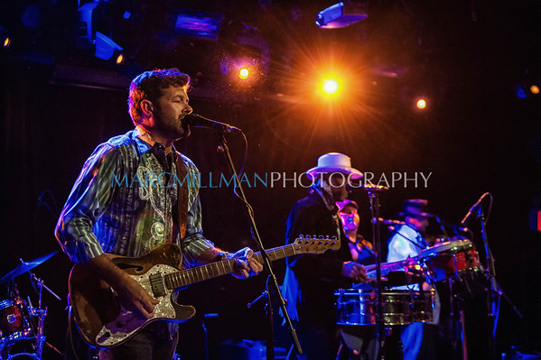 Voice of the Wetlands All-Stars @ le poisson rouge (Wed 6/5/13)