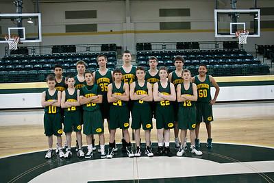 GJHS Basketball 2012