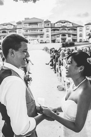 Anna + Nate   Belize Wedding