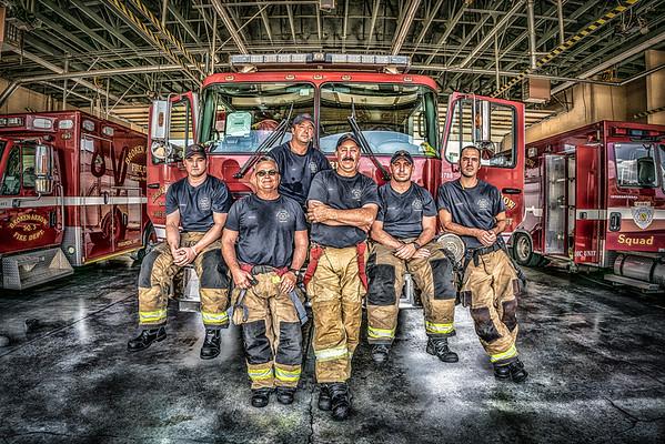 Crew Portraits