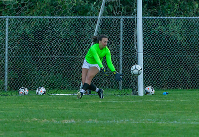Set six: Girls Varsity Soccer v Evergreen 09/04/2018
