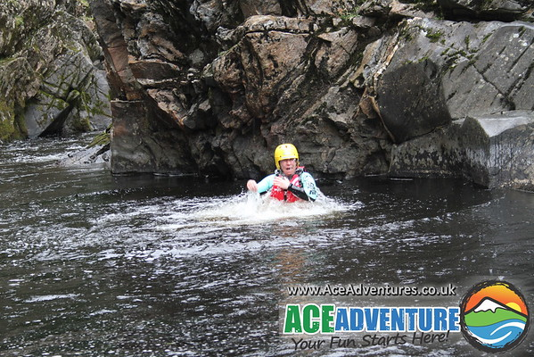 Killiecrankie - River Tubing & Cliff Jumping