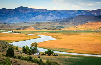South-east Idaho