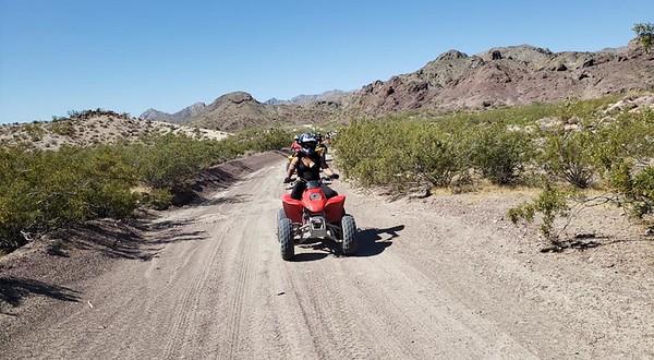 5-13-19 Eldorado Canyon ATV & Goldmine Tour