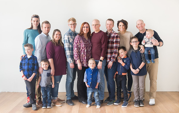 Nickels Family 12.2018