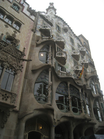 Barcelona Spain - September 2011