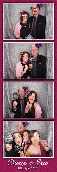 Wedding of Cheryl & Eric Photostrips