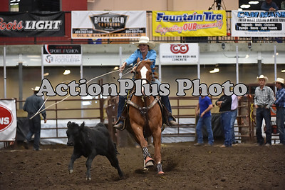 16Virden MB Calf Ropers Assoc - Breakaway