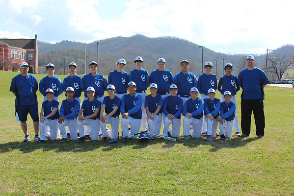 Baseball - Middle School