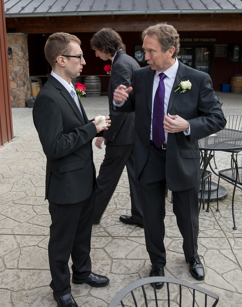 Groom and Son's discussing Ceremony.jpg