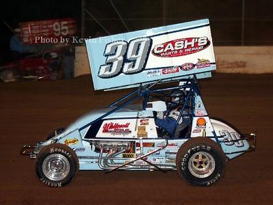 VSS Sprints at County Line Raceway - 10/21/06