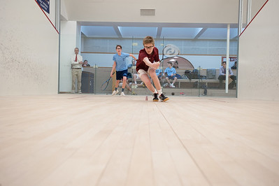 1/24/18: Boys' Thirds Squash v Canterbury