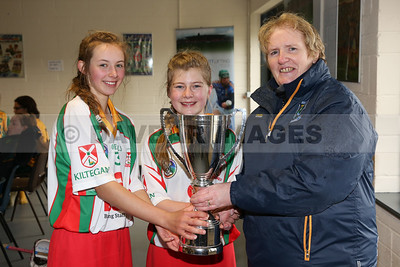 Kiltegan Wicklow Feile Camogie Finals 2017