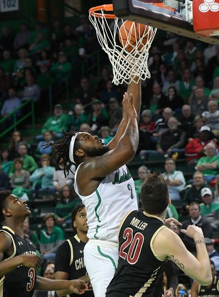 11.19.19 Marshall Men's Basketball vs. College of Charleston