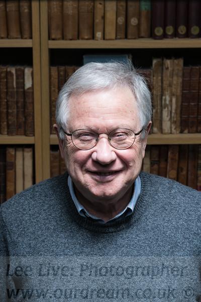 Professor Peter Garside