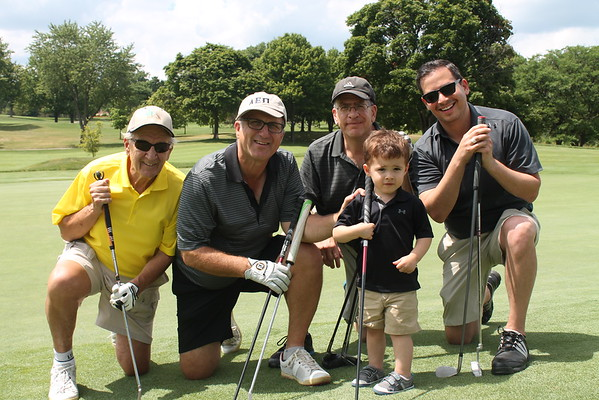 2016 Ryan Rosman Memorial MSU Hillel Golf Outing