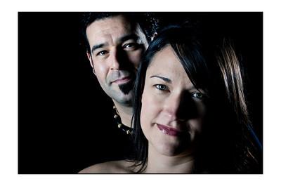 Stephanie and Alex