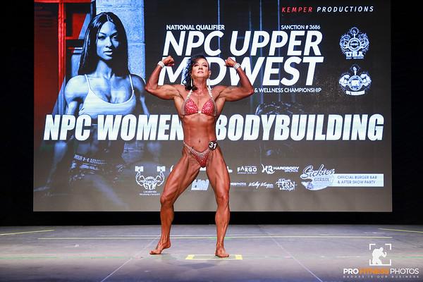 NPC Womens Bodybuilding Prejudging
