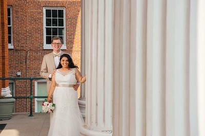 Chandini and Richard's Wedding Photos