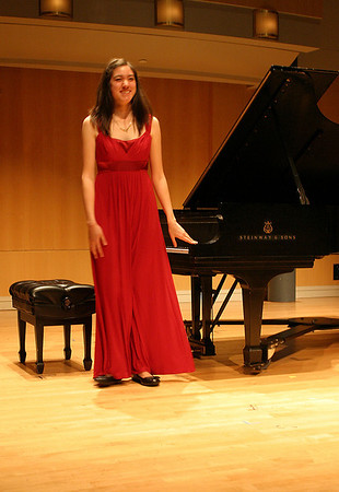 Hana Degree Recital