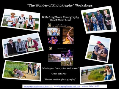 Wonder of Photography Training