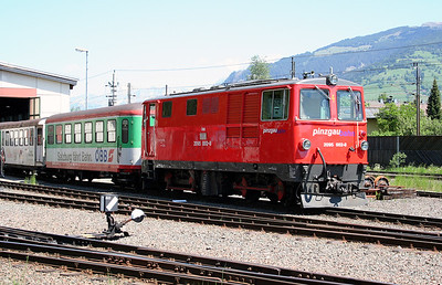 Austria Class 2095 (Narrow Gauge)