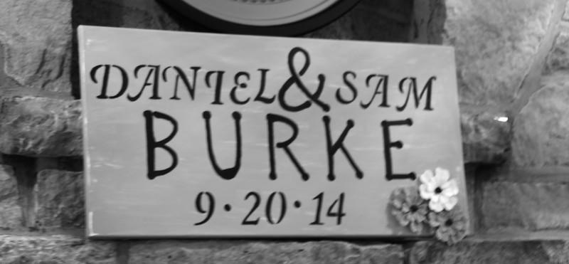 Samantha & Daniel reception (9.20.2014)