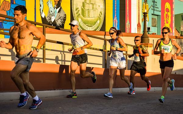 A-Mountain Half Marathon & 5K