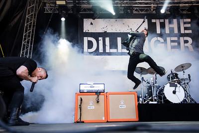 The Dillinger Escape Plan, Bergenfest 2014