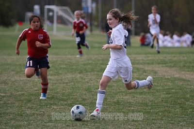 Brentwood Soccer Club GIT U10 Girls