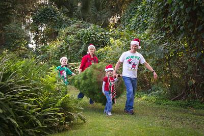 Atherton Family Christmas 2013