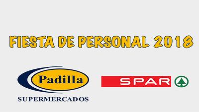 Fiesta de Personal Padilla-Spar 2018