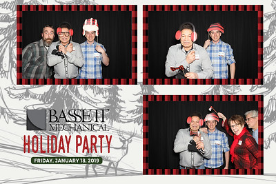 Bassett Mechanical Holiday Party
