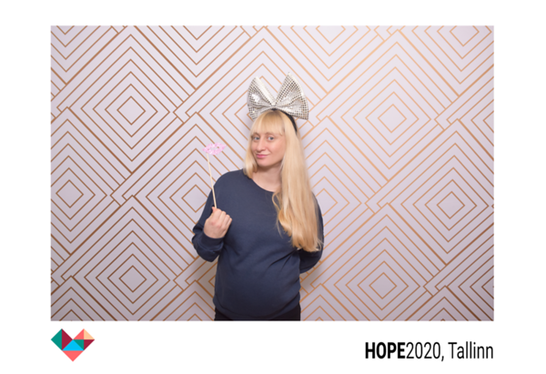 HOPE 2020 Näited