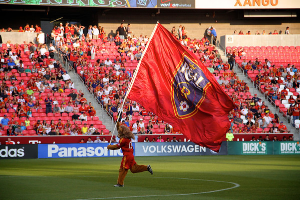 Real Salt Lake vs Portland 9-22-2012
