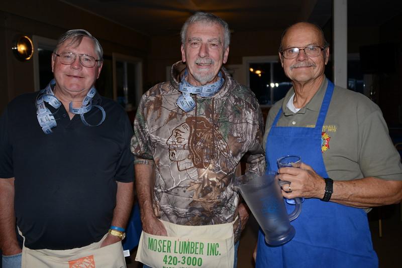 Judd Kendall VFW Post 3873 - Naperville, Illinois - Pig Roast - Neer Beer Band - October 14, 2016