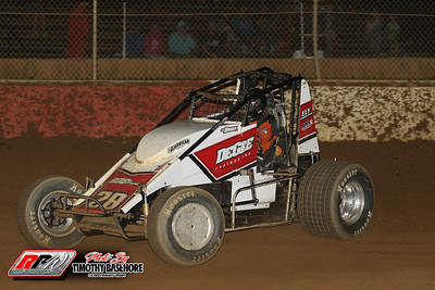 Trailway Speedway - 7/30/21 - Timothy Basehore