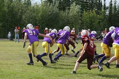 Senior- Aug 19 Redskins vs Vikings