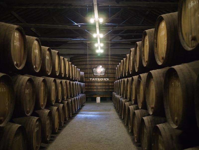 Taylor's port barrels