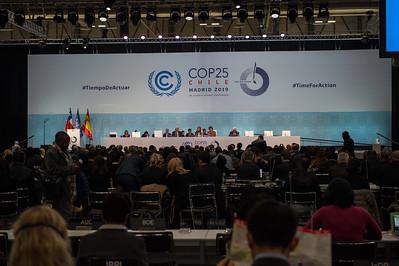 COP 25 -- Madrid 2019 -- Day 2