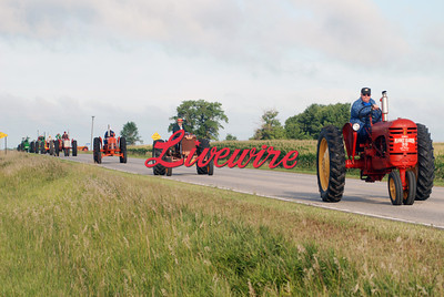 Tractor Ride 8-13-11