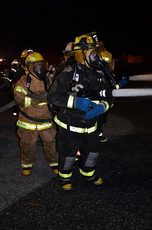 2011 SC Fire Academy Fall LP Gas Drill
