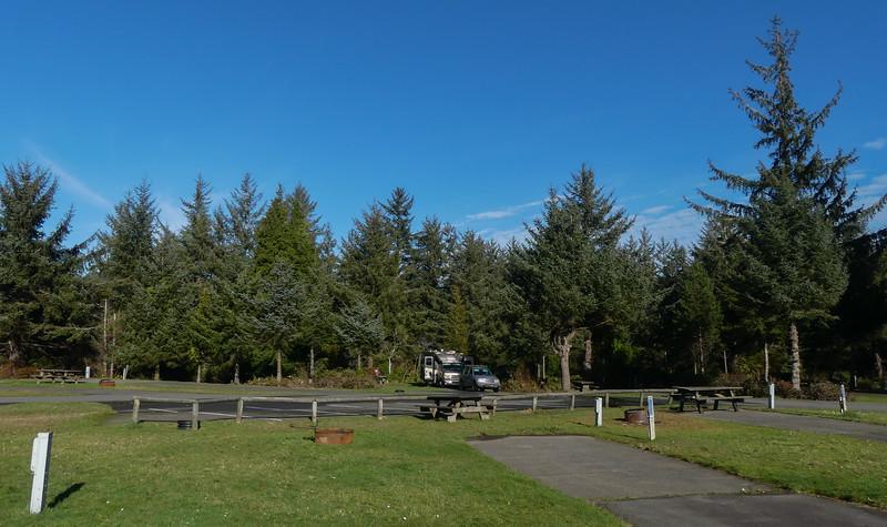 Bastendorf State Park Site 69