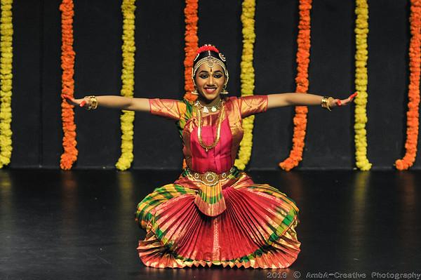 Arangetram - Anushree (Jayashree/Anand)