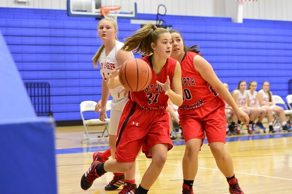 8th Girls Basketball 11-20-2014