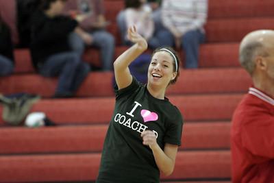 Girls Varsity Volleyball - 2006-2007 - 3/3/2007 Districts Cedar Springs
